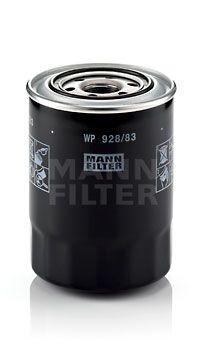 MFWP92883 MANN Масляный фильтр для HYUNDAI TERRACAN