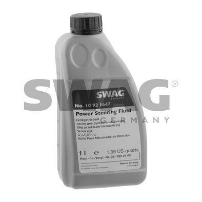 SWAG 10921647 Специальная трансмиссионная жидкость MB 345.0 Зеленая заказать по низкой цене