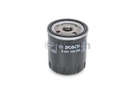 0451103299 BOSCH Масляный фильтр на RENAULT