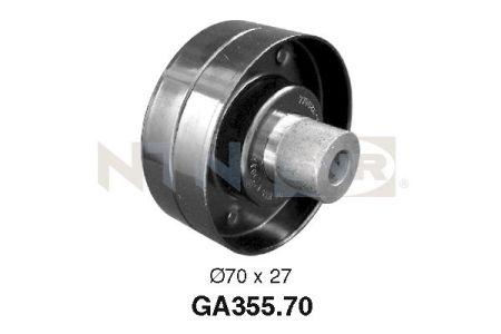 SNR SNRGA35570 Паразитный / ведущий ролик, поликлиновой ремень Купить недорого