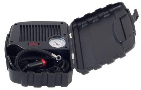CARFACE DOCFAC9015 Компрессор с манометром ( в футляре) 250 psi/18 bar/3m Кабель / 50cm Шланг заказать по низкой цене