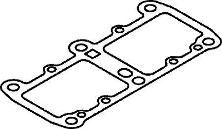 ELRING EL435570 Прокладка, крышка головки цилиндра купить недорого