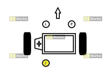 STARLINE SSM0307 Опора двигателя и КПП заказать по низкой цене