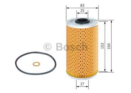 1457429121 BOSCH Масляный фильтр на BMW